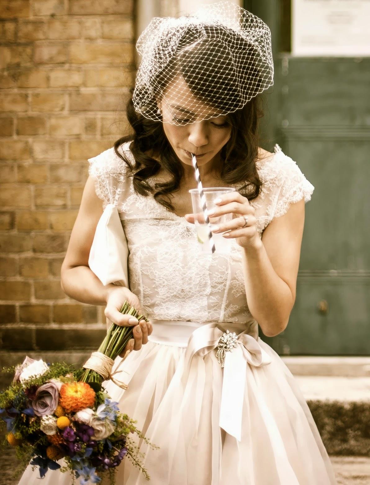 Vintage Inspired Bridal