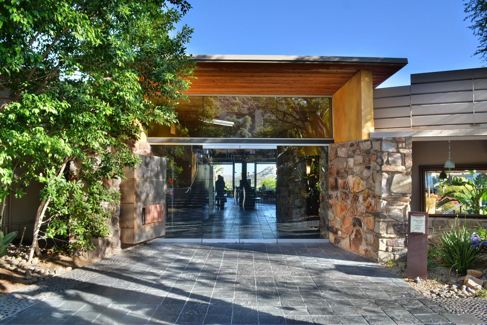 Sasaki Time Hotel Review Sanctuary On Camelback Mountain