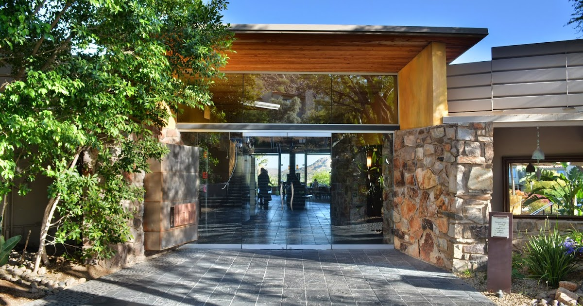 Sasaki Time Hotel Review Sanctuary On Camelback Mountain