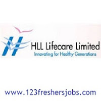 HLL Lifecare Limited Freshers Job Openings 2015