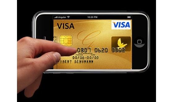 Конец эпохи пластиковых карт Visa запускает цифровой кошелек