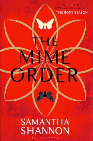 Review: The Mime Order by Samantha Shannon