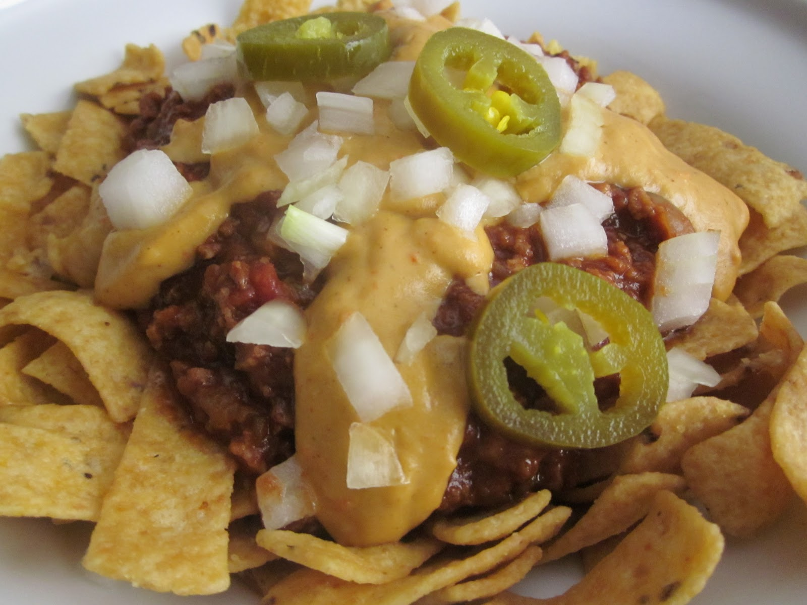Vegan Frito Pie Recipe — Dishmaps