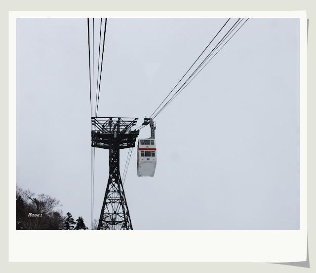 北陸-新穗高纜車