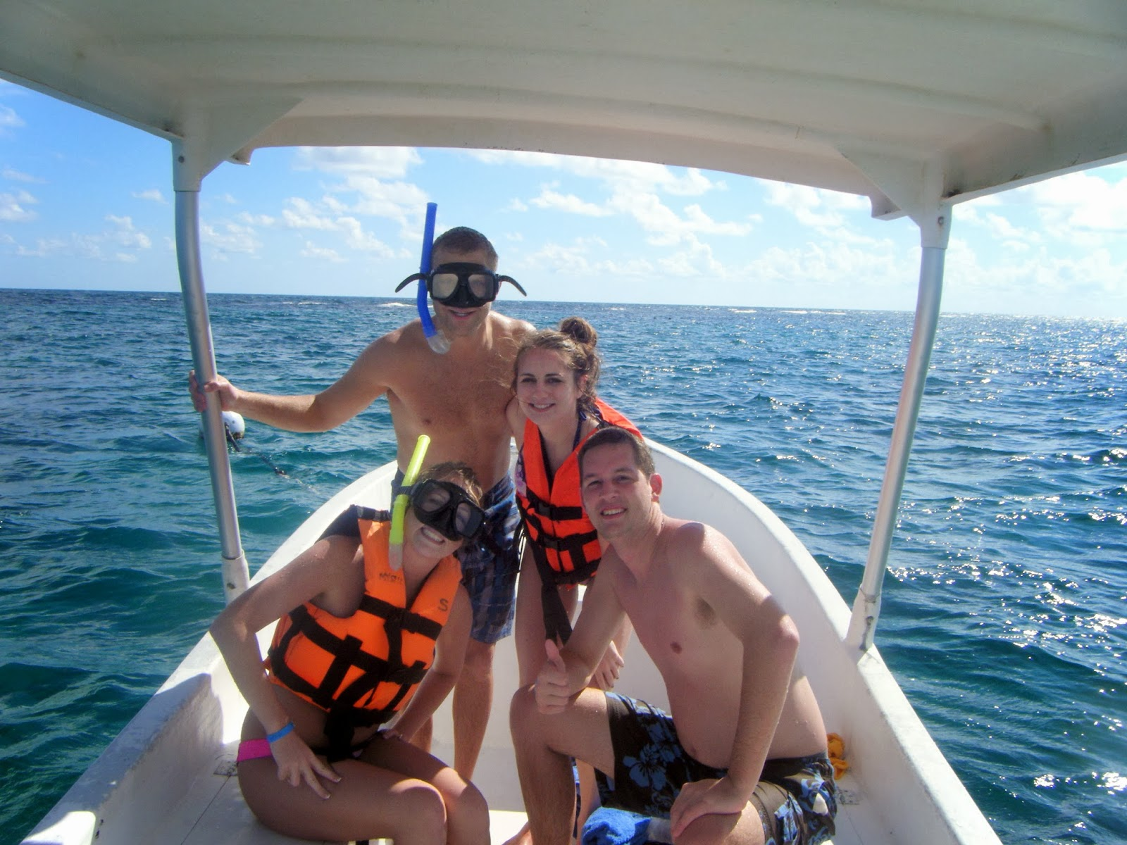 snorkeling excursion in mexico