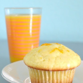 juice,muffin