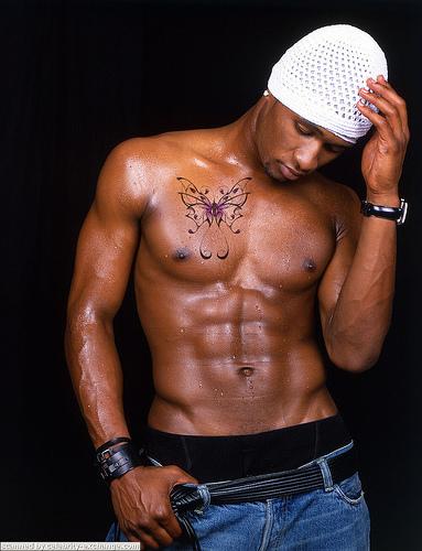 body tattoos for men