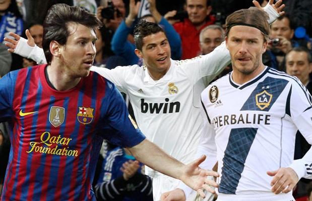 `Top 10´ los futbolistas más ricos del mundo