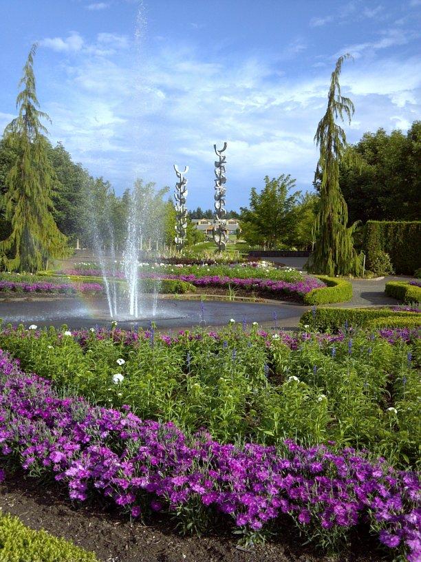 Idyll Haven: The Oregon Garden and Resort