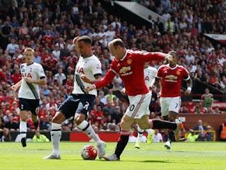 Review MU vs Spurs: Statistik Unik Laga Perdana Liga Inggris 2015