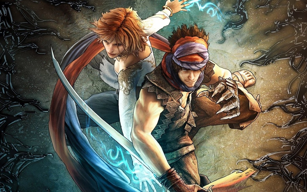 Prince of Persia Game Widescreen HD Wallpaper 7