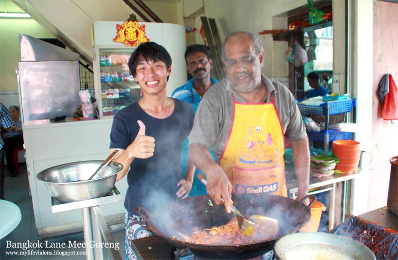 曼谷巷印度炒面