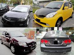 Kereta Sewa / Car Rental in Perak