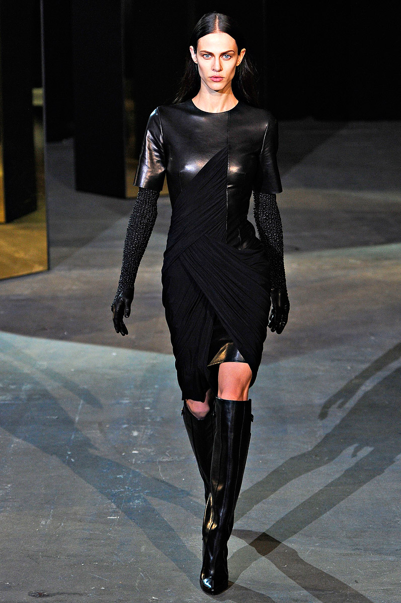 runway alexander wang fall 2012 2013 cool chic style fashion. Black Bedroom Furniture Sets. Home Design Ideas