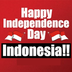 Gambar Happy Independence Day Indonesia