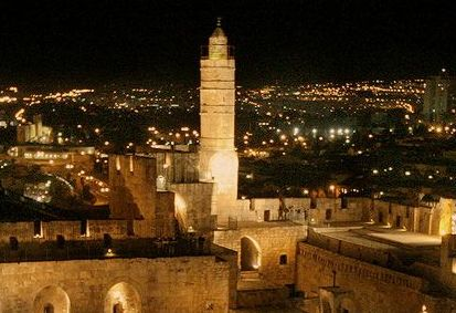 Jerusalem - The Tower of David