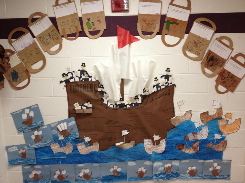 = Gallery For > Thanksgiving Classroom Door Decorations