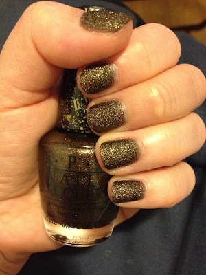OPI, OPI What Wizardry Is This, OPI Oz The Great And Powerful Collection, OPI Liquid Sand nail polish, nail polish, nail varnish, nail lacquer, manicure, mani monday, #manimonday, nails, nail art, textured nail polish