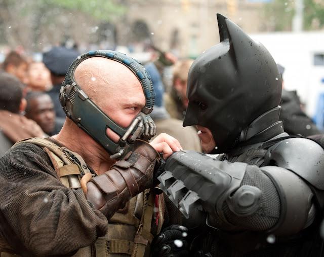 Бэтмен как воплощение фашизма