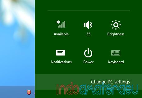 Cara Mengembalikan Menu Start Screen dan Data Yang Hilang Pada Dekstop Windows 8/ 8.1 2