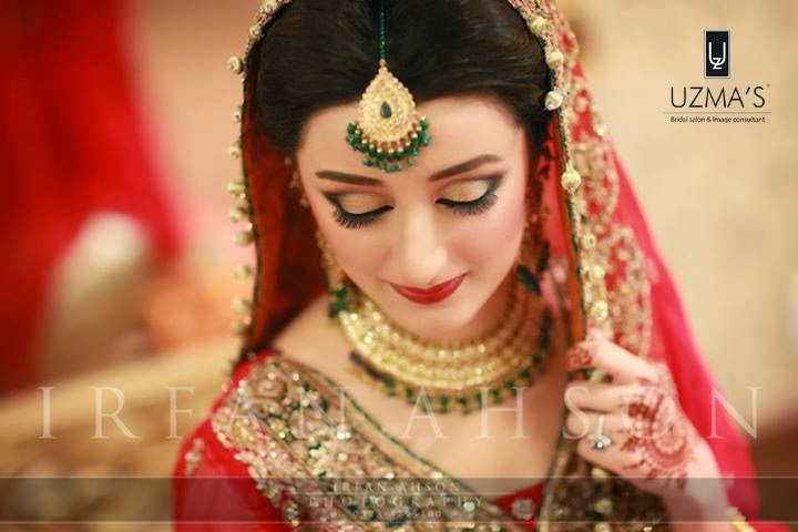 Uzma S Mehndi Makeup : Latest fashion trends uzma s bridal beauty salon make up