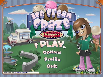 game membuat eskrim Ice Cream Craze