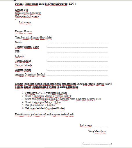 Syarat Pembuatan Surat Izin Kerja Perawat Sikp Ppni