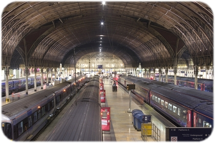 Paddington Station No Longer Invisible