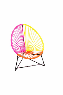 acapulco chair multicolor
