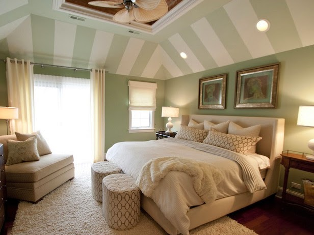 1202 ديكورات و اثاث غرف نوم   حوائط و الوان لغرفة نوم مودرن و كلاسيك
