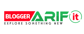Blogger ArifIT