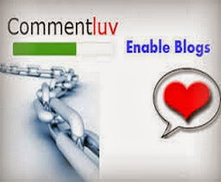 List of top 100 High PageRank Dofollow CommentLuve Enable Blogs