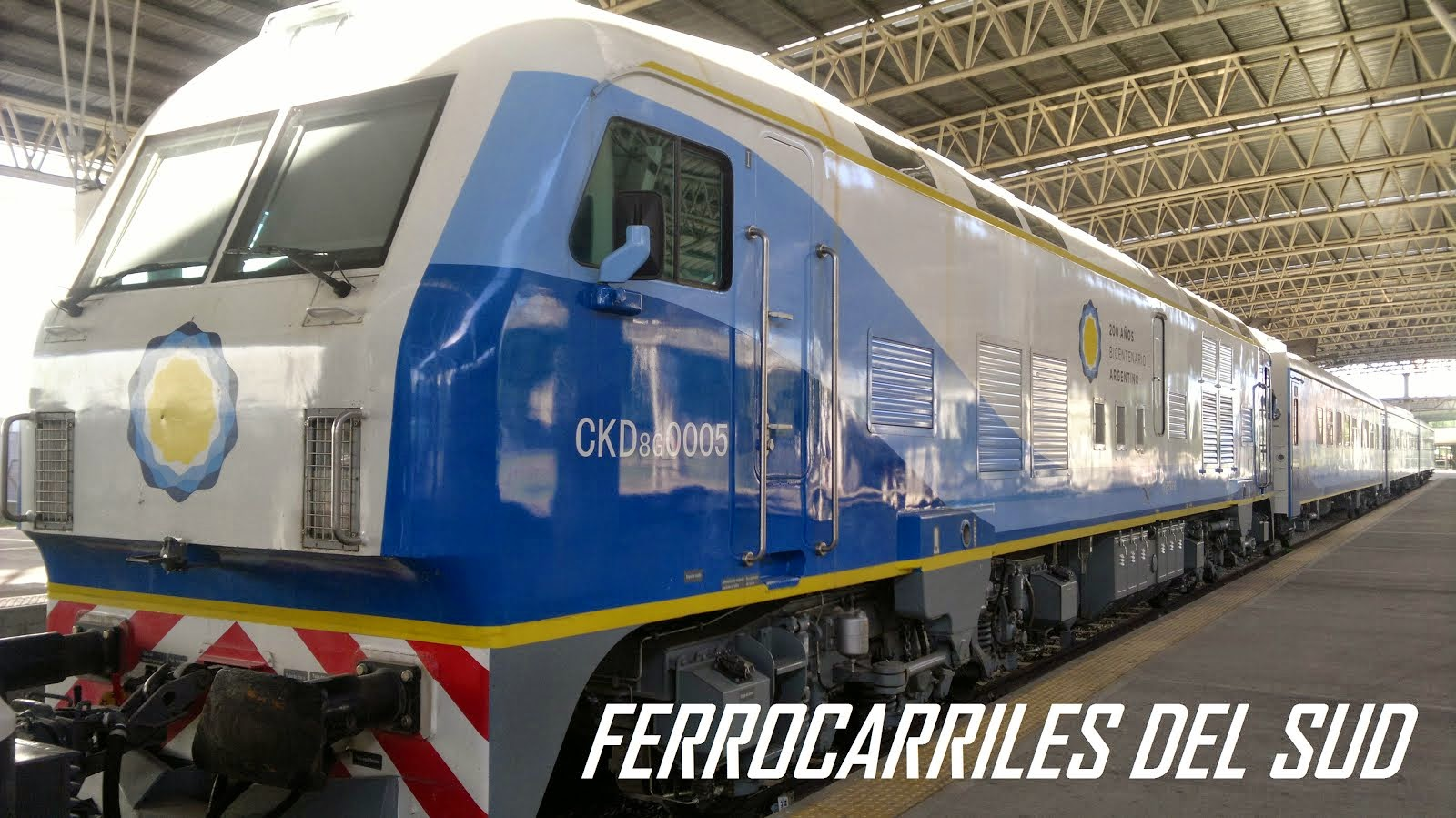 CKD8G-0005 A ORDENES EN PLATAFORMA 3 ESTACION FERROAUTOMOTORA DE MAR DEL PLATA