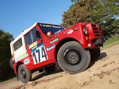 """Fiat Campagnola """"Dakar"""" 1979"""