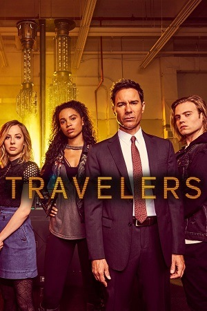 Travelers - 2ª Temporada Legendada Torrent Download