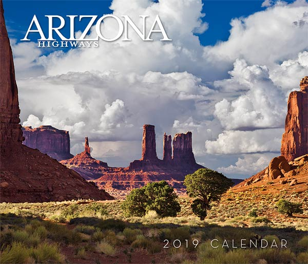 2019 Arizona Highways Calendar
