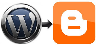 Mengkonversi blog Wordpress Untuk Blogger Dengan Langkah mudah