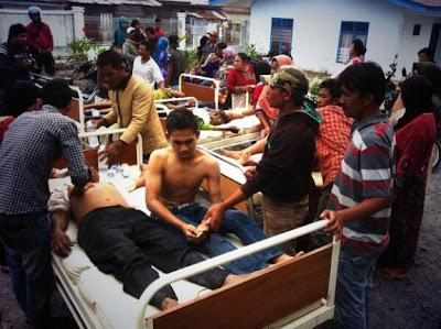 Gempa Bener Meriah, Aceh Tengah