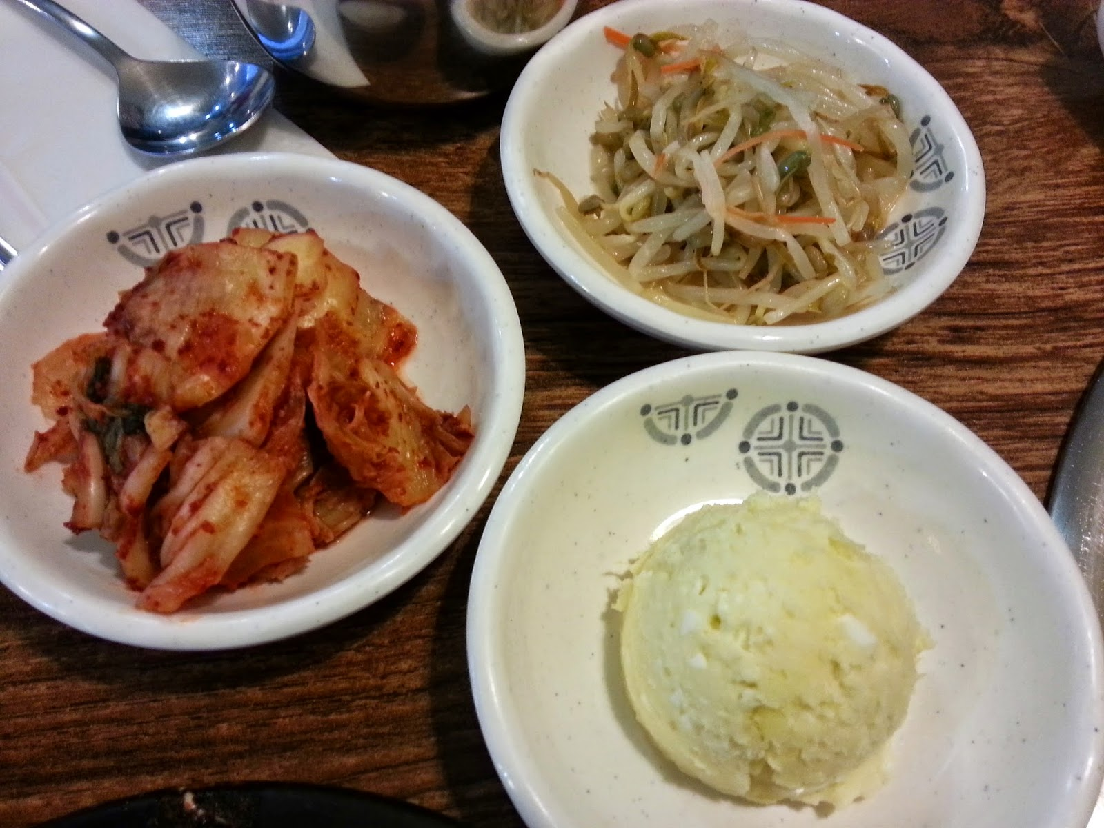 Freakzspeaks korean food seoul korean restaurant for Asian cuisine saskatoon