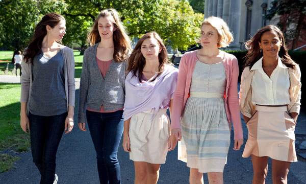 Whit Stillman's Damsels in Distress, released in 2012