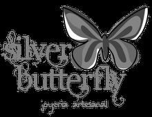 Silver Butterfly Joyeria