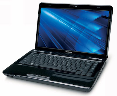 Spesifikasi Laptop Toshiba Satellite L645-1100U