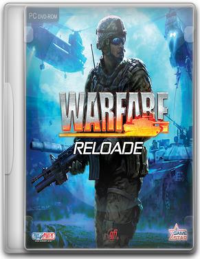 Capa Warfare Reloaded   PC (Completo) + Crack