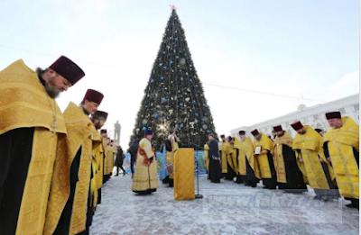 История праздника Новый Год