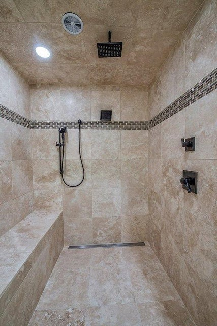 ~~Ageless appearance: travertine already looks old and weathered. Travertine  is not trendy and has in fact been around for centuries.