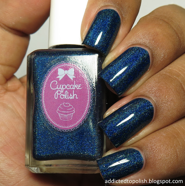 cupcake polish bat-chelor pad