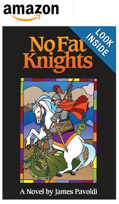 No Fat Knights at Amazon
