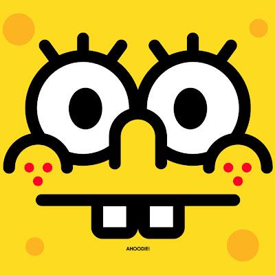 Sponge Bob, cartoon download free wallpapers for Apple iPad