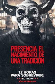 12 horas para sobrevivir: El inicio en Español Latino