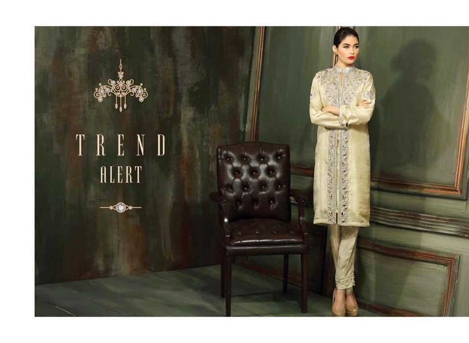 Summer Luxury Pret Formal Collection 2015